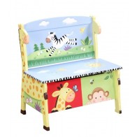 Teamson Sunny Safari Storage Bench (KYW-8267A2)