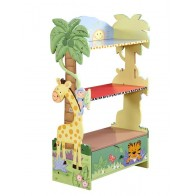 Teamson Sunny Safari Bookcase (KYW-8268A)