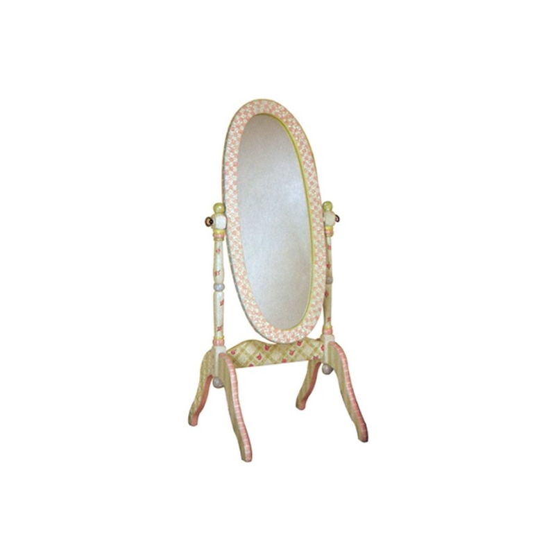 Teamson Crackle Standing Mirror (W-6308A)