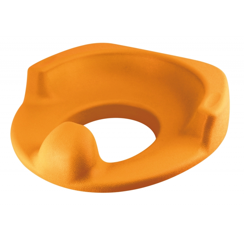 Tippitoes Moulded Toilet Trainer-Orange