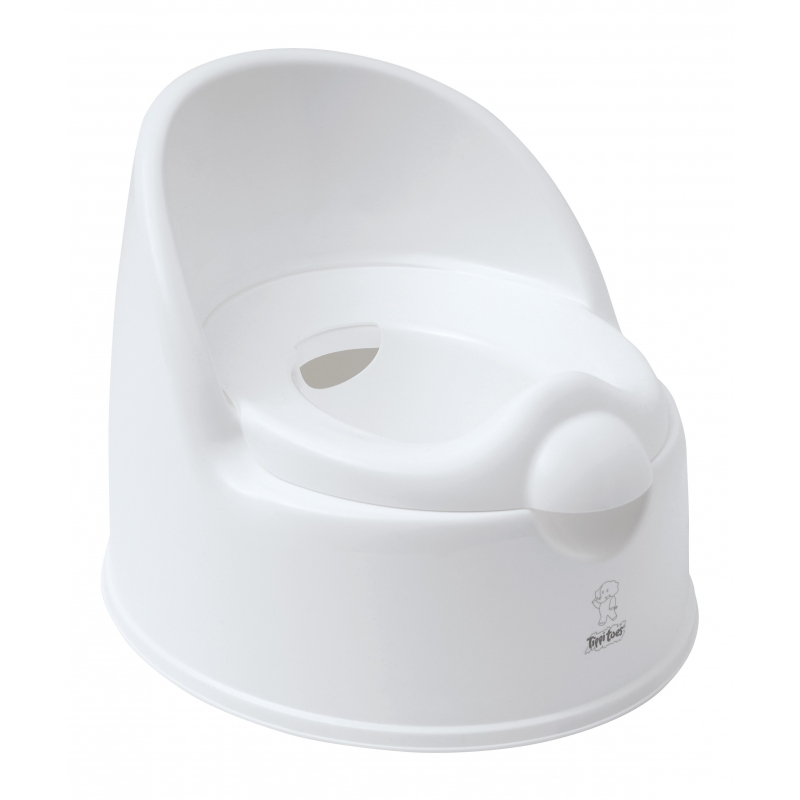 Tippitoes 2-in-1 Potty-Grey/White