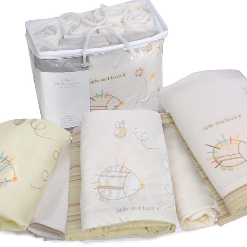 Bed e Byes Spike & Buzz 5 Piece Bedding Bale