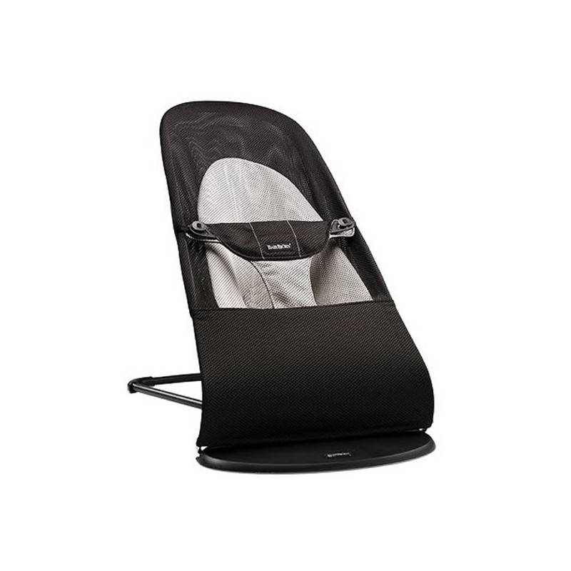 BabyBjorn Balance Soft Mesh-Black/Grey