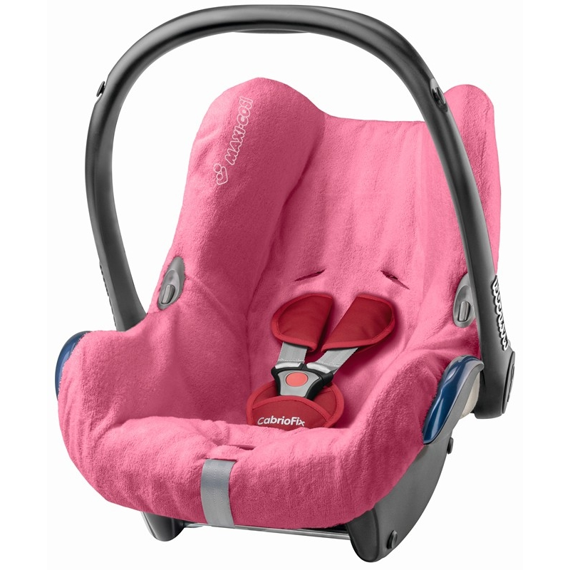 Maxi Cosi Summer Cover For Cabriofix-Pink (NEW 2013)