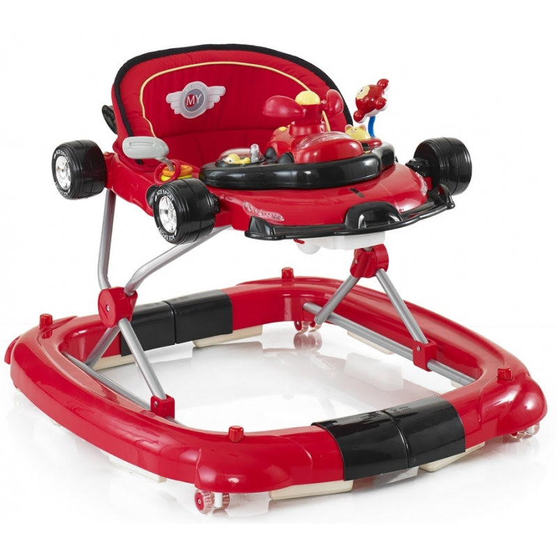 My Child F1 Car Walker-Racing Red (NEW 2013)