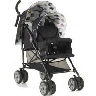 My Child Sienta Duo Tandem Stroller & Baby Nest-Geo