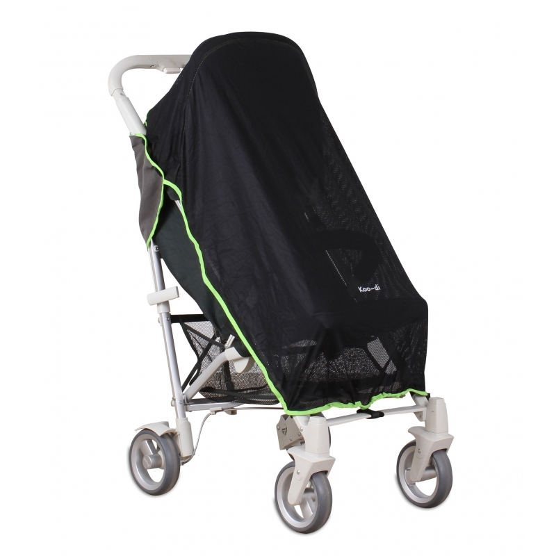 Koo-di Sun & Sleep Stroller Cover-Black