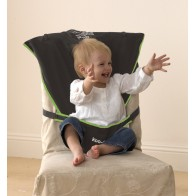 Koo-di Seat Me Safe Travel Seat-Grey