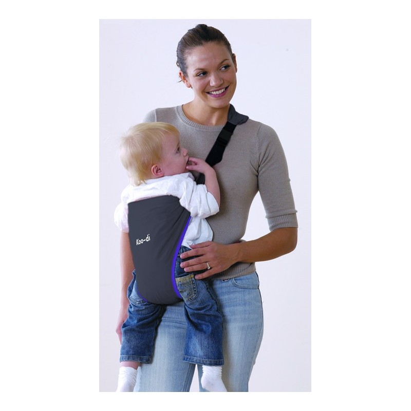 Koo-di Carry Me Hip Carrier-Grey