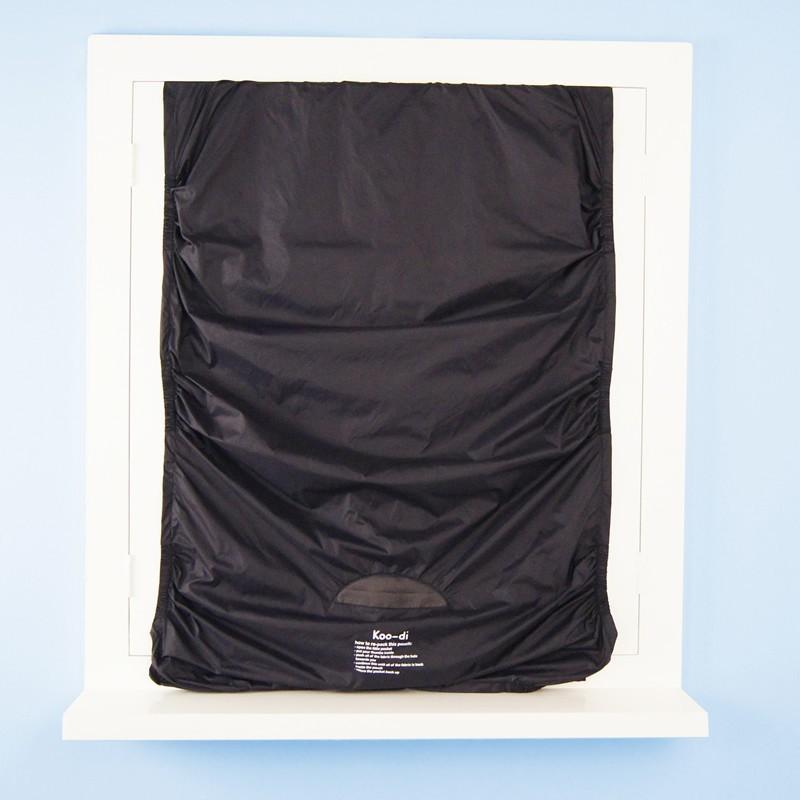 Koo-di Bed Time Blackout Blind-Black