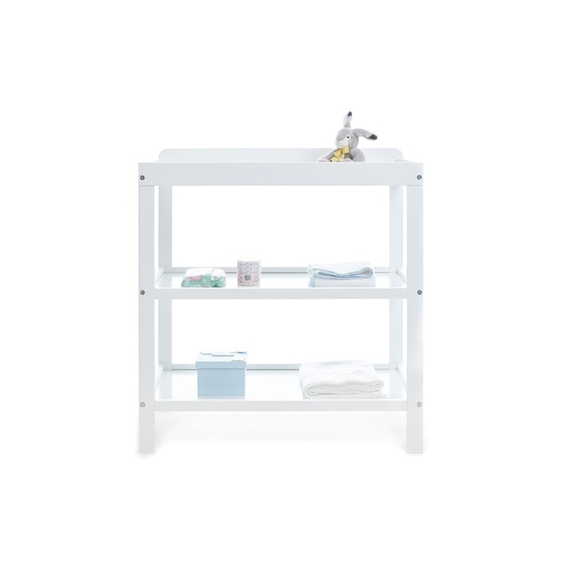 OBaby Open Changing Unit-White (2013)