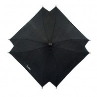 BabyStyle Oyster/Oyster Max Parasol-Black