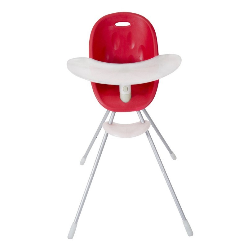 Phil & Teds Poppy Highchair-Cranberry (New)
