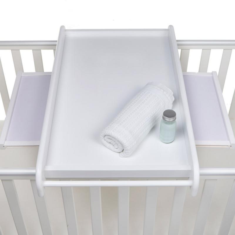 Tutti Bambini C11 Cot Top Changer-White