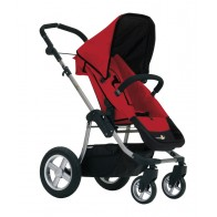 First Wheels City Elite Stroller-Red *CLEARANCE**