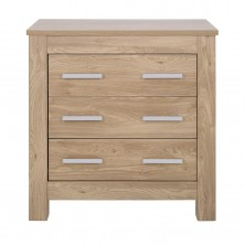 BabyStyle Bordeaux Dresser-Oak