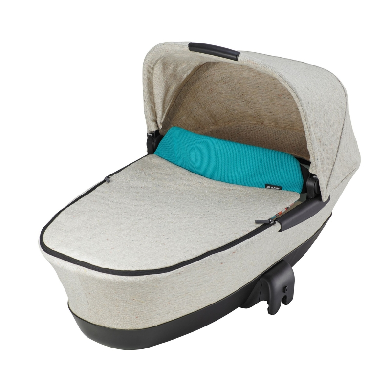 Maxi Cosi Foldable Carrycot-Folkloric Blue (NEW 2014)