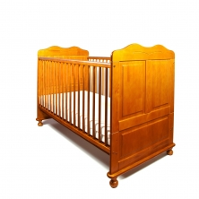Little Babes Robie Cotbed-Antique Pine