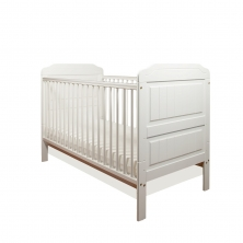 Little Babes Stanley Cotbed-White