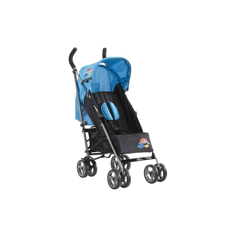 My Child Nimbus Stroller-Blue