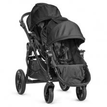 Baby Jogger City Select Tandem Stroller-Black