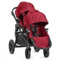 Baby Jogger City Select Tandem Stroller-Red