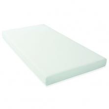 East Coast Cotbed Foam Mattress-Wipe Clean Cover (140 x 70cm)