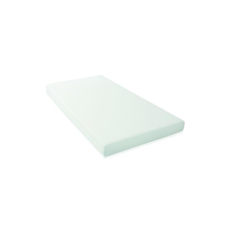 East Coast Cotbed Foam Mattress Wipe Clean Cover (140 X 70cm)