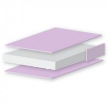 East Coast Cot Foam Mattress-Washable Cover (120 x 60cm)