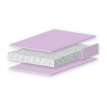 East Coast Cotbed Fibre mattress (140 x 70cm)