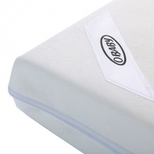 OBaby Foam Cot Mattress (140 x 70cm)(New 2014)