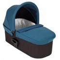 Baby Jogger Deluxe Carrycot/Bassinet-Teal