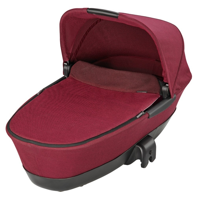 Maxi Cosi Foldable Carrycot-Denim Hearts (NEW 2015)