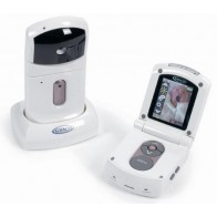 Graco Video iMonitor-White/Silver *CLEARANCE**