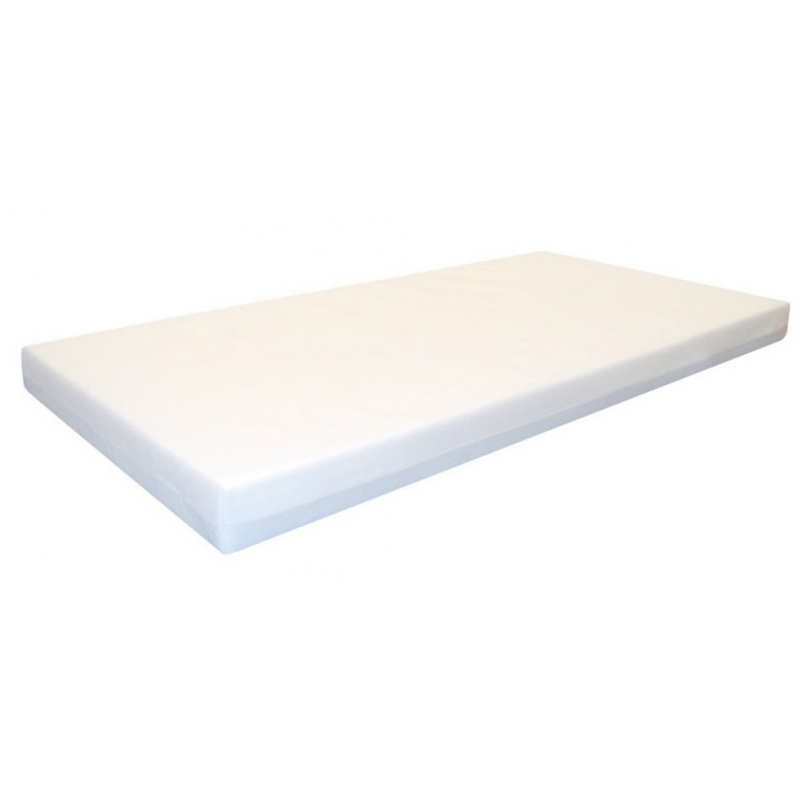 3 Inch Cotbed Foam Mattress-(140cm x 70cm)