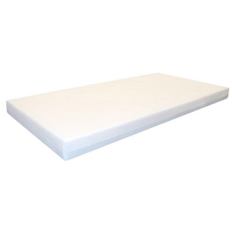 3 Inch Cotbed Foam Mattress-(140cm x 70cm)