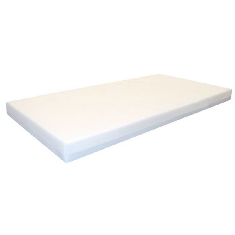 Image of 4 Inch Cot Foam Mattress-(100 x 52)