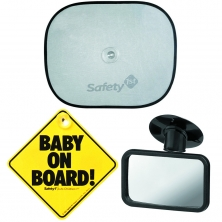 Safety 1st Child Travel Safety Kit (NEW 2019)
