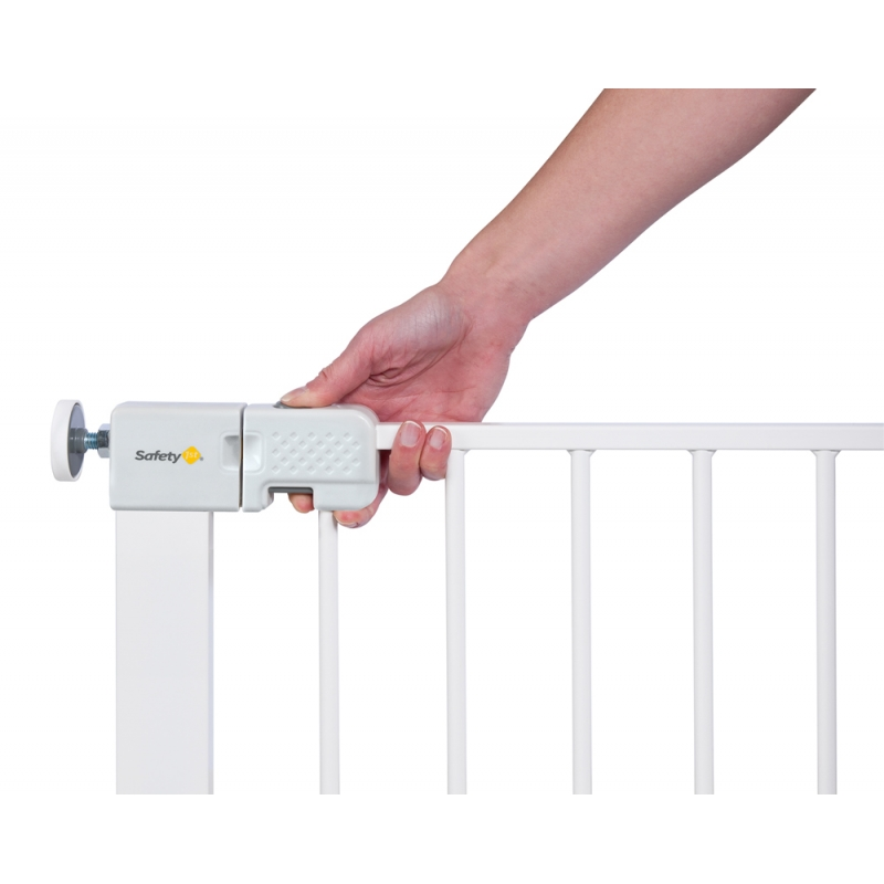 Safety 1st Extensions for Extra Tall Gate Size 7 cm With Color White New Item