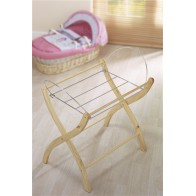 Izziwotnot Moses Basket Stand-Natural