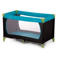 Hauck Dream n Play Travel Cot-Waterblue (2020)