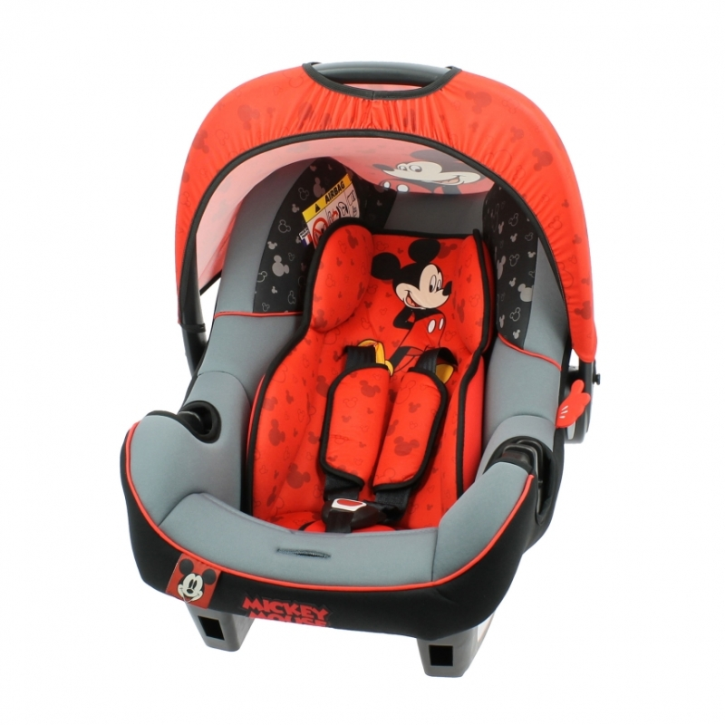 Nania Beone Disney Group 0+ Car Seat-Mickey Mouse (New 2015)