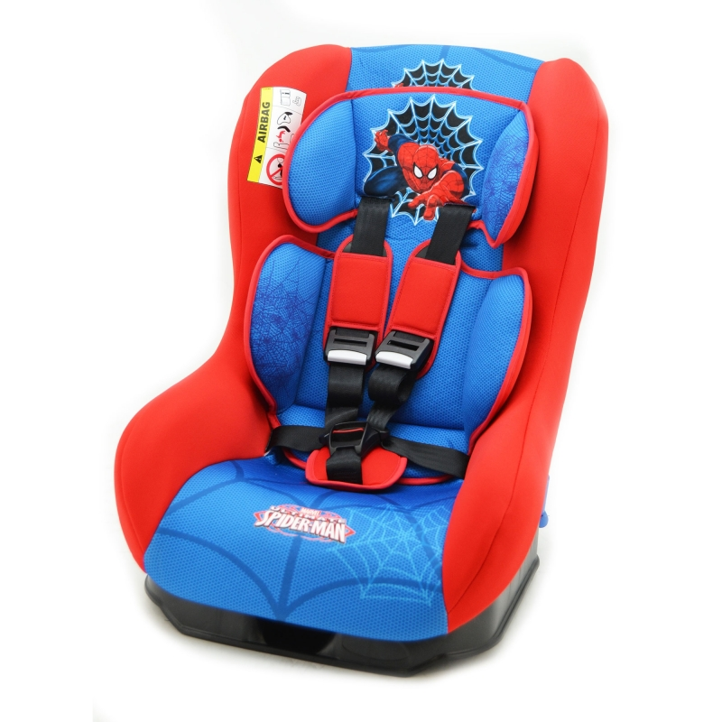 Nania Driver Group 0+1 Car Seat-Spider-man (New 2015)