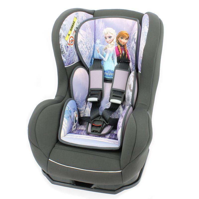 Nania Cosmo Disney Group 0+/1/2 Car Seat-Frozen (New 2018)