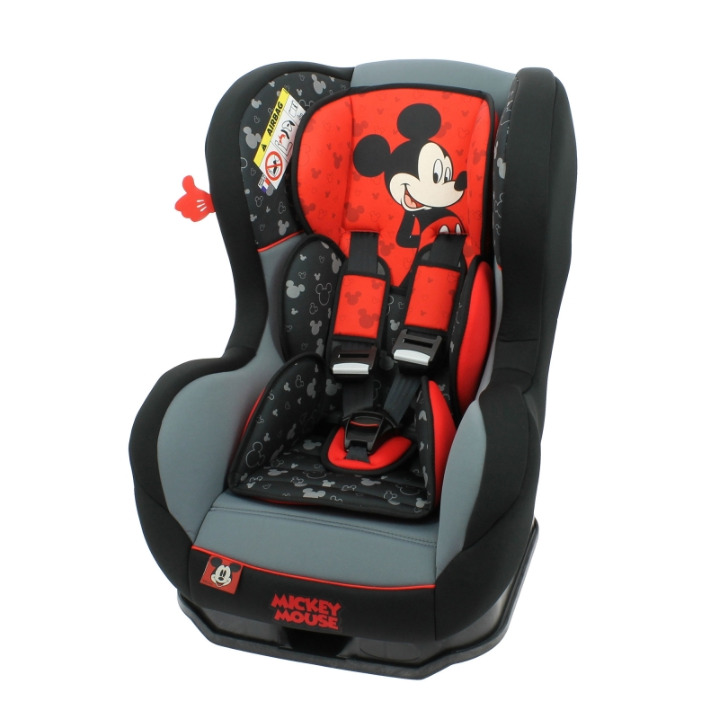 Nania Cosmo SP Disney Group 0+1 Car Seat-Mickey Mouse (New 2015)