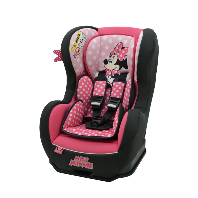 Nania Cosmo SP Disney Group 0+1 Car Seat-Minnie Mouse (New 2015)