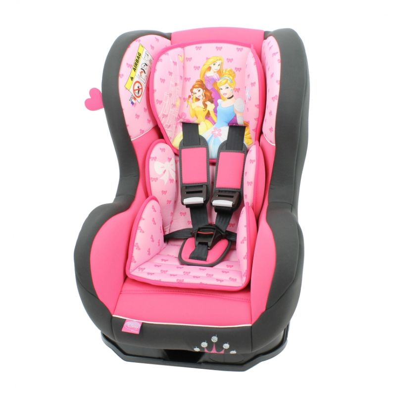 Nania Cosmo SP Disney Group 0+1 Car Seat-Princess Disney