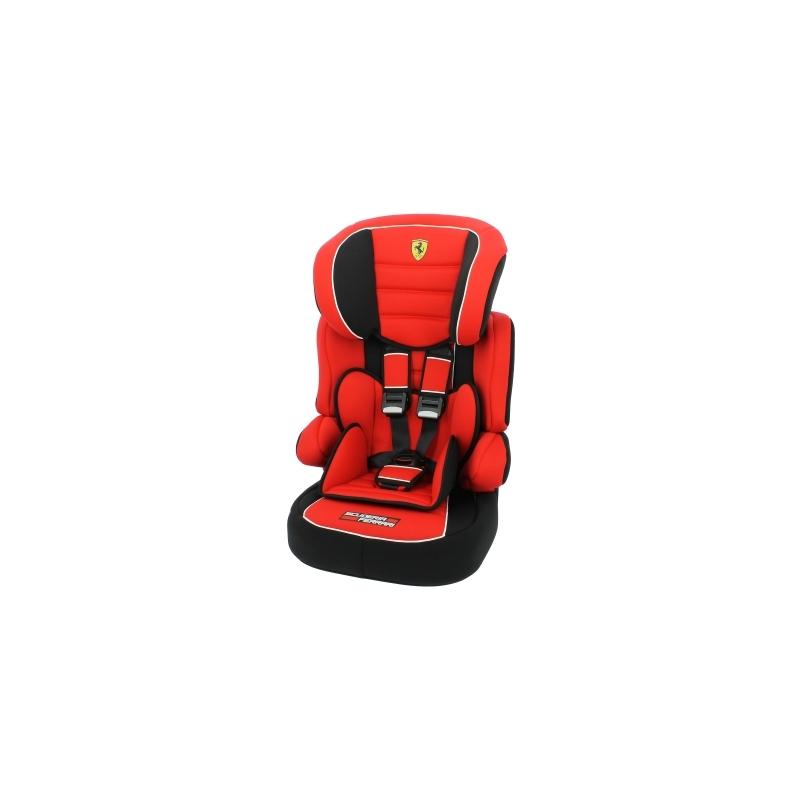 Nania Beline SP Ferrari Group 1+2+3 Car Seat-Corsa (New 2015)