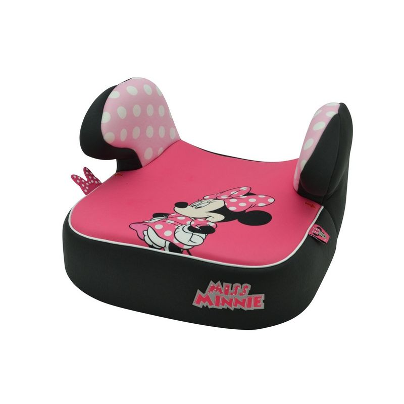 Nania Dream Disney Group 2 3 Booster Seat Minnie Mouse New 2018