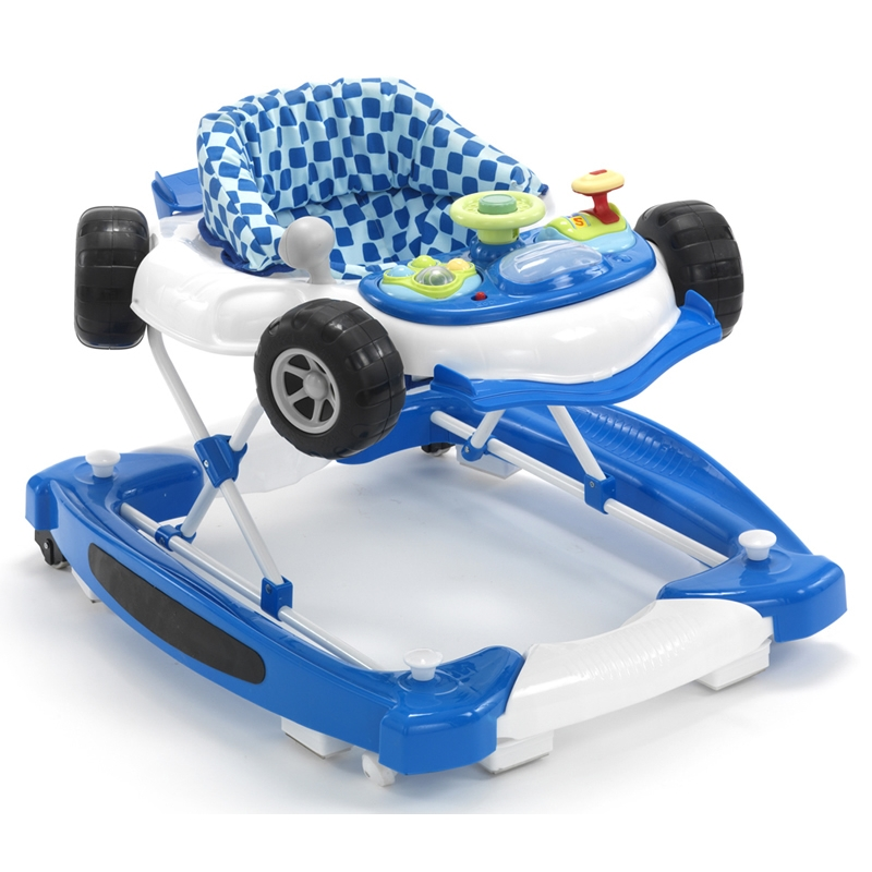 My Child Car Walker/Rocker-Blue (New 2015)